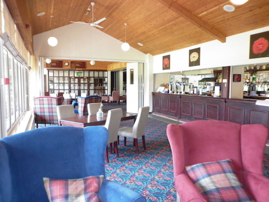Relax after your round in the Swift Bar | Lutterworth Golf Club