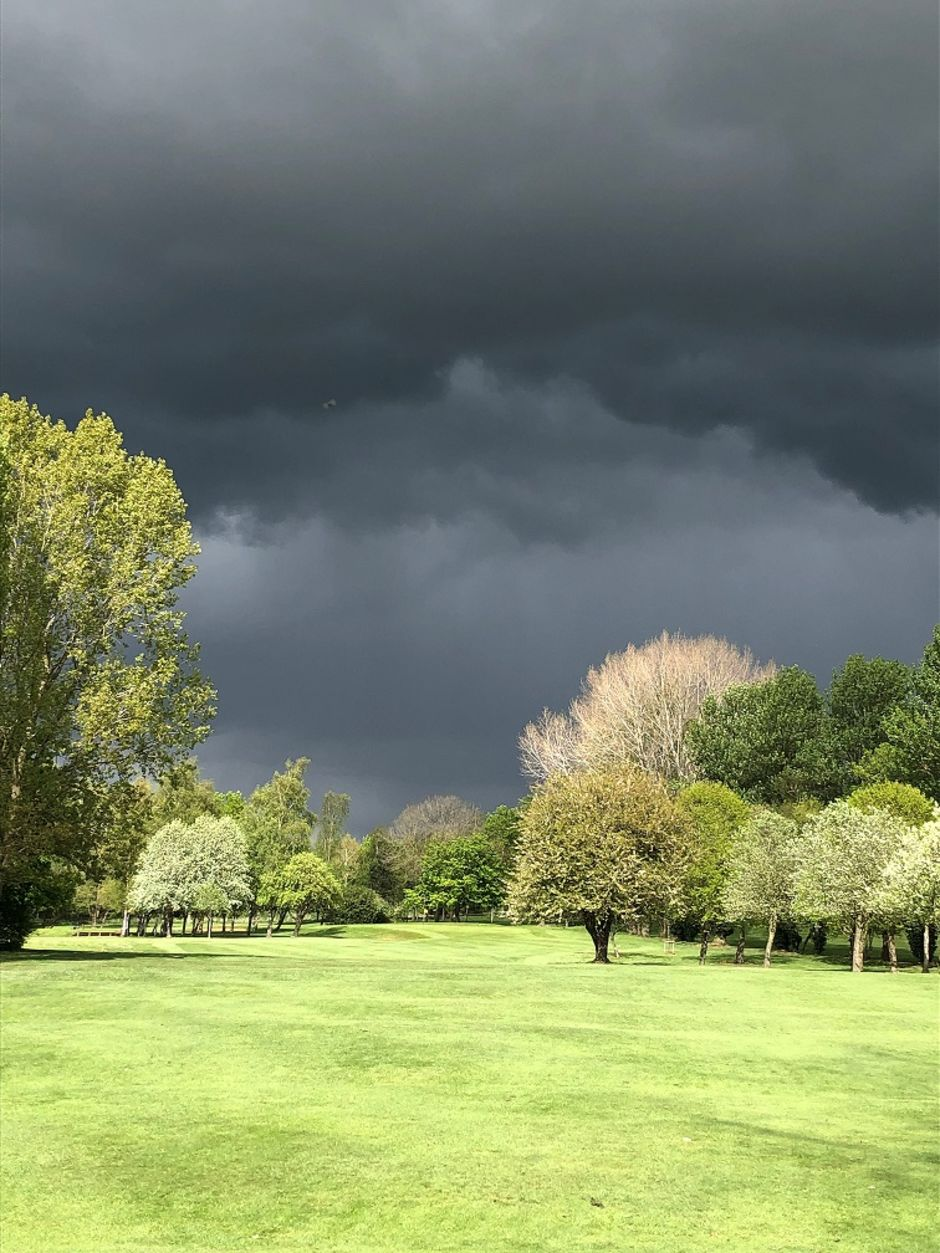May Photo Competition winner - Looking toward the 3rd green