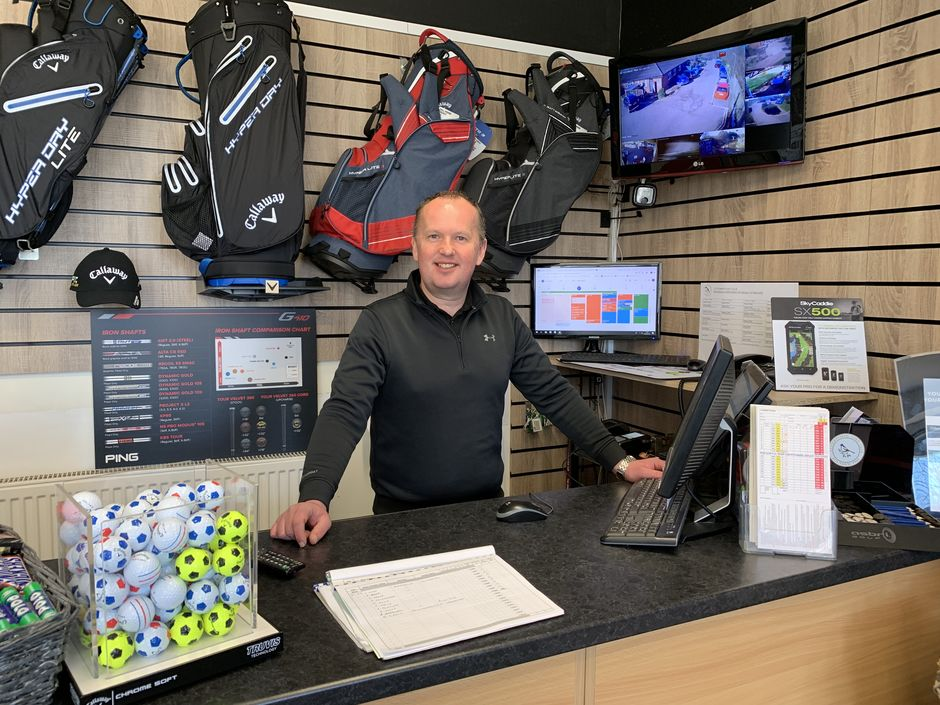 A warm welcome from head PGA Pro Matt Ulyett | Lutterworth Golf Club
